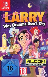 Leisure Suit Larry: Wet Dreams Dont Dry (Switch)