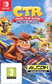 Crash Team Racing: Nitro-Fueled (Switch)