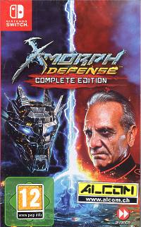 X-Morph: Defense (Switch)