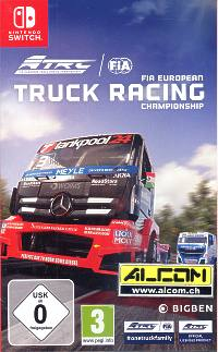 FIA European Truck Racing Championship (Switch)