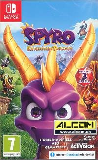Spyro: Reignited Trilogy (Switch)