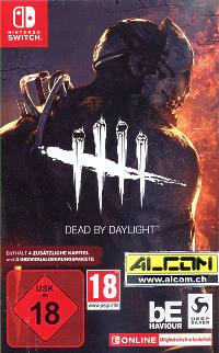 Dead by Daylight: Definitive Edition (Switch)