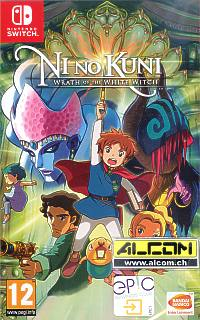 Ni no Kuni: Der Fluch der weissen Königin (Switch)