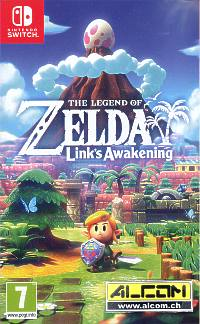 The Legend of Zelda: Links Awakening (Switch)