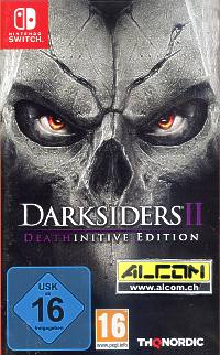 Darksiders 2 - Deathinitive Edition (Switch)