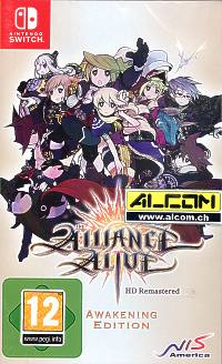 The Alliance Alive HD Remastered - Awakening Edition (Switch)