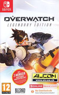 Overwatch - Legendary Edition (Code in a Box) (Switch)