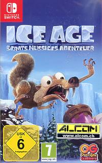 Ice Age: Scrats Nussiges Abenteuer (Switch)