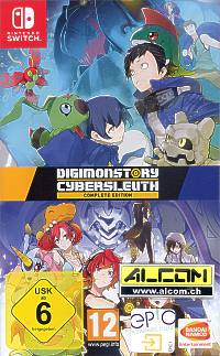 Digimon Story: Cybersleuth - Complete Edition (Switch)