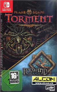 Planescape Torment & Icewind Dale: Enhanced Edition Pack (Switch)