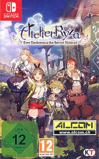 Atelier Ryza: Ever Darkness & the Secret Hideout (Switch)