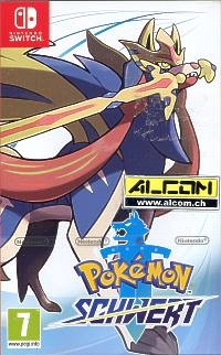 Pokemon Schwert (Switch)