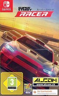 Super Street: Racer (Code in a Box) (Switch)