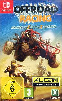 Offroad Racing: Buggy x ATV x Moto (Switch)