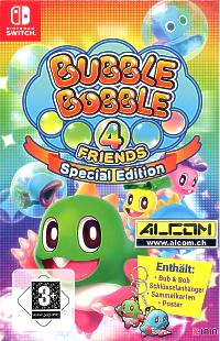 Bubble Bobble 4 Friends - Special Edition (Switch)