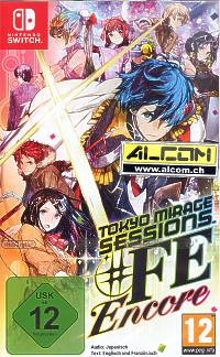 Tokyo Mirage Sessions FE Enc. (Switch)