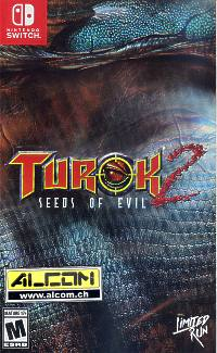 Turok 2: Seeds of Evil (Switch)