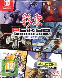 Psikyo Shooting Stars Alpha - Limited Edition (Switch)