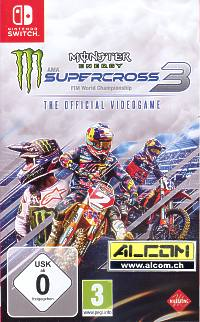Monster Energy Supercross 3 (Switch)