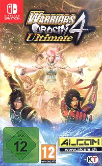 Warriors Orochi 4 Ultimate (Switch)