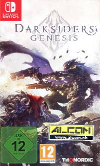 Darksiders Genesis (Switch)