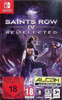 Saints Row 4: Re-Elected (Switch)