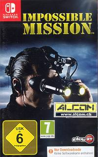 Impossible Mission (Code in a Box) (Switch)