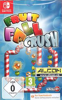 Fruitfall Crush (Code in a Box) (Switch)
