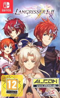 Langrisser 1 & 2 (Switch)