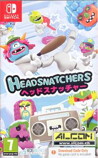Headsnatchers (Code in a Box) (Switch)
