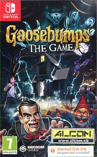 Goosebumps: The Game (Code in a Box) (Switch)