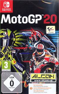 Moto GP 20 (Switch)