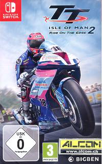 TT Isle of Man 2 (Switch)