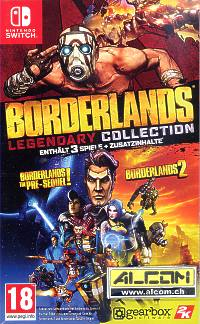 Borderlands: Legendary Collection (Switch)