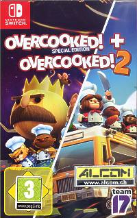 Overcooked! 1+2 (Switch)
