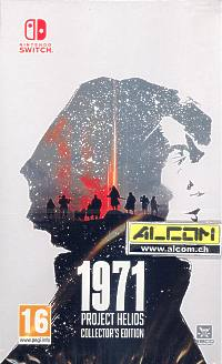 1971 Project Helios - Collectors Edition (Switch)
