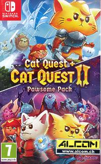 Cat Quest + Cat Quest 2 Pawsome Pack (Switch)