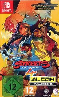 Streets of Rage 4 (Switch)