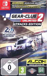 Gear.Club Unlimited 2 - Tracks Edition (Switch)