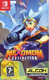 Nexomon: Extinction (Switch)