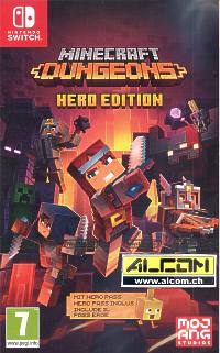 Minecraft Dungeons - Hero Edition (Switch)