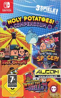 Holy Potatoes Compendium (Switch)