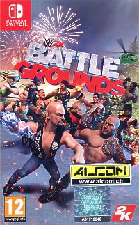 WWE 2K Battlegrounds (Switch)