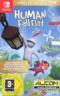 Human: Fall Flat - Anniversary Edition (Switch)