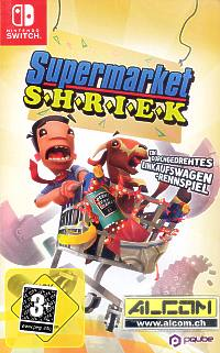 Supermarket Shriek (Switch)