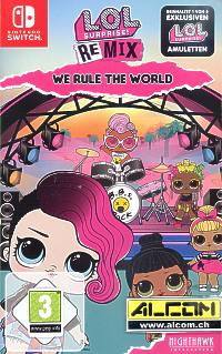 L.O.L. Surprise! Remix: We Rule the World (Switch)