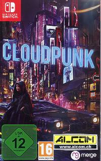 Cloudpunk (Switch)