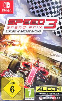 Speed 3 Grand Prix (Switch)