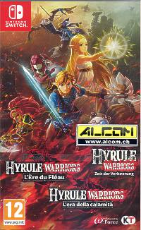 Hyrule Warriors: Zeit der Verheerung (Switch)