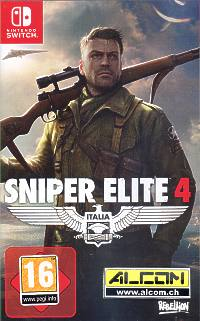 Sniper Elite 4: Italia (Switch)